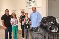 Empresários doam equipamentos de proteção individual reutilizáveis a hospitais no Recife (Divulgação)