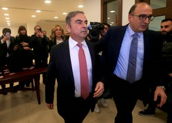Justiça turca começa julgamento de supostos cúmplices de Carlos Ghosn (Foto: AFP)