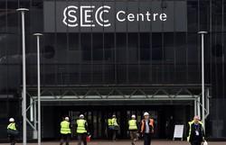 Cancelada conferência sobre o clima COP26 em Glasgow por coronavírus (Foto: ANDY BUCHANAN / AFP)