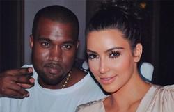 Kim Kardashian e Kanye West fazem viagem secreta e sem paparazzi para salvar casamento (Foto: Divulgação)
