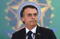 Líderes religiosos protocolam pedido de impeachment contra Bolsonaro (Foto: Evaristo Sá/AFP)