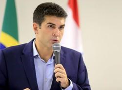 Operação contra desvios na saúde mira governador do Pará, Helder Barbalho; 5 estados são alvo de buscas (Foto: Divulgação/Ministério da Integração)
