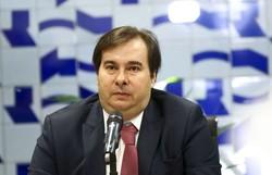 Maia diz que Weintraub é 'desqualificado' e não poderia ter assumido Ministério da Educação (Foto: Marcelo Camargo/Agência Brasil)