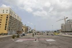 Uma a cada três crianças libanesas segue traumatizada um ano após explosão (Foto: Anwar AMRO / AFP)