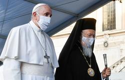 Cerimônias de Natal no Vaticano serão sem fiéis (VATICAN MEDIA / AFP)