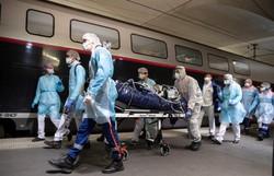 Mais de 50 mil mortos no mundo por coronavírus (Foto: Thomas SAMSON / POOL / AFP)