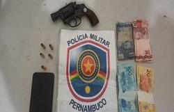 Polícia impede feminicídio em Caruaru prendendo agressor em flagrante
