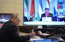 Putin quer que aliança russo-chinesa se imponha como sócia do Talibã (Foto: Alexey Druzhinin/Sputnik/AFP  )