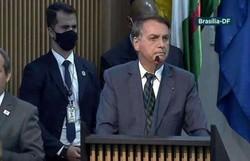 Bolsonaro sobre taxação de fortunas: 'Agora é crime ser rico no Brasil?' (foto: Redes Sociais/Reprodução)
