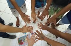 Funase faz ações para comemorar os 30 anos do Estatuto da Criança e do Adolescente (Foto: Arquivo/Funase.)