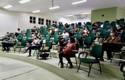 Hospital das Clínicas recebe aprovados em processo seletivo para atuar no enfrentamento da Covid-19 (Foto: Divulgação )