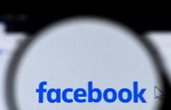 Facebook anuncia programa de investimento em veículos de notícias no Brasil (Foto: Kirill KUDRYAVTSEV / AFP )