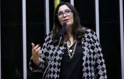 Bia Kicis sobre derrota do voto impresso: 'Perdemos a batalha, não a guerra' (Foto: Cleia Viana/Câmara dos Deputados)