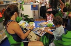 Projeto de Lei visa diminuir permanência de adultos em espaços infantis em Pernambuco (Foto: Elza Fiúza/Arquivo/Agência Brasil)