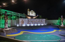 Igarassu inaugura monumento em homenagem ao município  (Foto: Gustavo Guerra/Divulgação )
