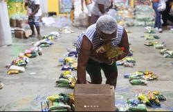 ONG no Coque resinifica espaços dentro da comunidade através de cultura e educação  (Reprodução/Instagram )