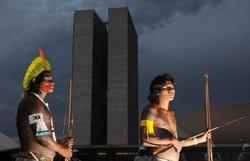 MPF alerta para retrocessos na política indigenista no governo Bolsonaro (crédito: Edilson Rodrigues/CB)