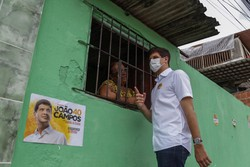 RealTime: João Campos (PSB) lidera pesquisa de intenção de votos (Foto:  Rodolfo Loepert / Frente Popular / Divulgação)