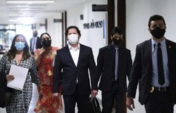 CPI quebra sigilos de Danilo Trento, diretor da Precisa Medicamentos (Foto: Edilson Rodrigues/Agência Senado)