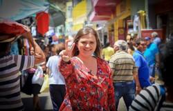 A campanha municipal de 2020 começa oficialmente neste domingo (A candidata do PT, Marília Arraes, abre oficialmente a campanha com carreata na Zona Sul do Recife. Foto: Divulgação)