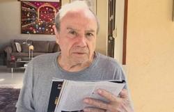 Stênio Garcia pensa em entrar na justiça contra a Globo caso ele seja demitido (Foto: Reprodução/Instagram)
