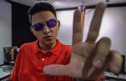 Brasil tem campanha de vacinação ao ritmo do funk 'Bum Bum Tam Tam' (Nelson Almeida/AFP)