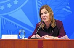 CPI: Fux envia a Lewandowski habeas corpus de Mayra Pinheiro (crédito: Anderson Riedel/PR)