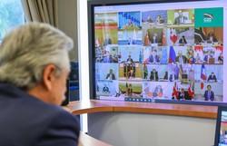 Ministros das Finanças do G20 prometem ajudar países pobres (Foto: Argentinian Presidency / AFP)