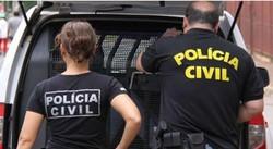 Polícia Civil prende suspeitos de homicídio e porte ilegal de arma (Divulgação)
