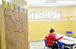 Biblioteca é inaugurada por jovens socioeducandos em Santa Luzia, no Recife (Priscilla Buhr/AMCS)
