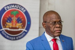 Governo do Haiti renuncia e novo primeiro-ministro é designado (Foto: VALERIE BAERISWYL)