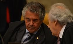 Marco Aurélio votará por permitir depoimento por escrito de Bolsonaro (Foto: Fábio Rodrigues Pozzebom / Agência Brasil)