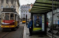 Portugal regulariza imigrantes para dar acesso a sistema de saúde durante pandemia (Foto: Partricia de Melo Moreira/AFP )