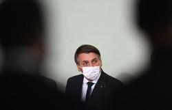 ''Se a mídia está criticando é porque o discurso foi bom'', diz Bolsonaro (Foto: Evaristo Sá/AFP)