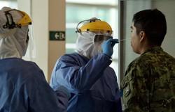 Equador, onde pandemia e desinformação viajaram de mãos dadas (Foto: Rodrigo BUENDIA / AFP )