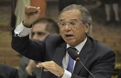 Guedes acusa Maia de interditar privatizações em acordo com a esquerda (Foto: Fábio Pozzebom/ ABR )