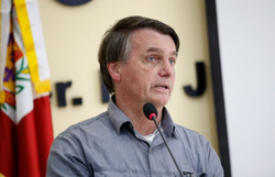 Bolsonaro diz que visita de secretário de Estado mostra alinhamento com os EUA por 'bem comum' (Foto: Carolina Antunes/PR)