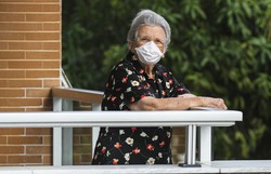 Dia do idoso: pandemia e saúdes mental e física são desafios (Foto: Bruna Costa/Esp.DP )