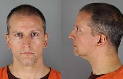 Justiça fixa fiança de US$ 1 milhão para policial acusado de matar George Floyd (Foto: Handout / Hennepin County Jail / AFP )