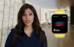 Apple lança relógio que mede oxigênio no sangue e aposta em planos de assinatura (HANDOUT / APPLE INC. / AFP )