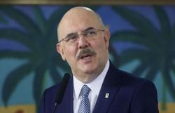 Ministro da educação diz não ter responsabilidade sobre volta às aulas e desigualdade educacional (Foto: Isaac Nóbrega/PR )