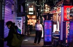 Suicídios voltam a aumentar no Japão com pandemia (CHARLY TRIBALLEAU/AFP)