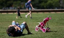 Dia dos pais em meio à pandemia (Arquivo/ Marcelo Camargo/ Agência Brasil)