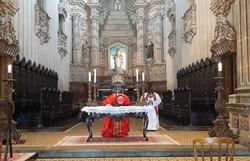 Concatedral de São Pedro dos Clérigos vai fechar para reforma (Foto: Pascom AOR)
