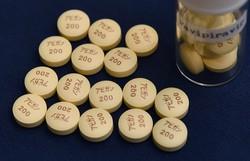 Fujifilm inicia estudo clínico de antiviral em busca de cura para Covid-19 (Foto: Kazuhiro Nogi/AFP )