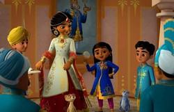 Série infantil da Disney terá primeira protagonista indiana (Foto: Divulgação)