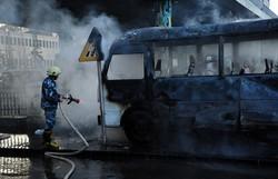 Ataques deixam pelo menos 27 mortos na Síria (Foto: SANA / AFP )