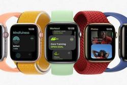iPhone 13 tem suporte ao 5G e entrada para carregador (Relógios têm bateria otimizada e prometem que 8 minutos de carga são suficientes para um uso de 8 horas. Foto: Apple/Reprodução)