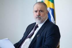 Aras visita senadores e não responde a jornalistas sobre ataques de Bolsonaro às eleições (Foto: Antonio Augusto/Secom/PGR)