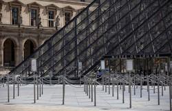 Museu do Louvre reabre segunda-feira em modo pós-Covid-19 (Foto: THOMAS SAMSON / AFP)